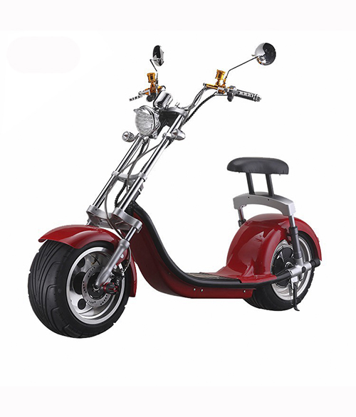 E-Scooter Harley Coco Red